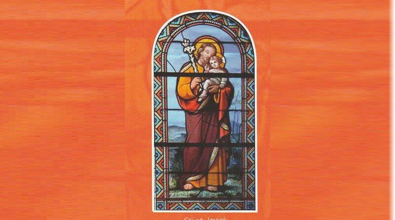 Vivre un temps de prière avec saint Joseph