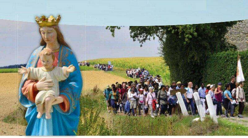 Pèlerinage du 15 août à Notre Dame de la Mer